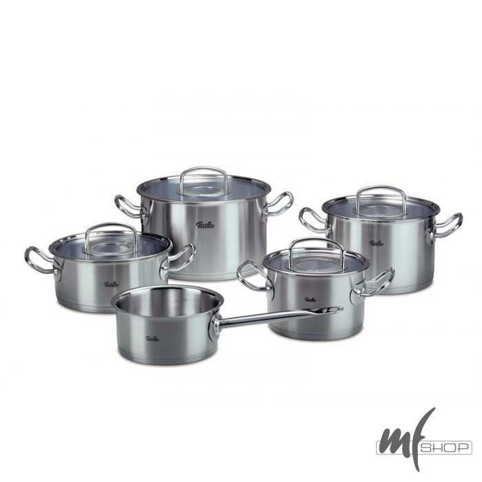 topfset fissler profi collection 1a neuware fissler original profi collection pot set 4 pieces. Black Bedroom Furniture Sets. Home Design Ideas